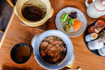 The Kyushu region offers many kinds of local dishes as it has various forms of traditional culture as well as an abundance of agricultural and marine products.