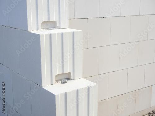 Kalksandstein mauerwerk wand kologischer baustoff for Fenster ytong