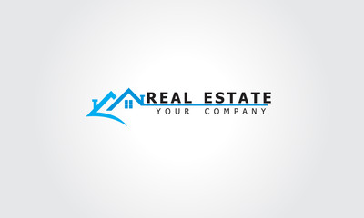 Home And Real Estate Business Logo