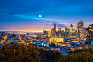 Fotomurales - Downtown San Francisco
