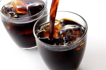 アイスコーヒー Ice coffee