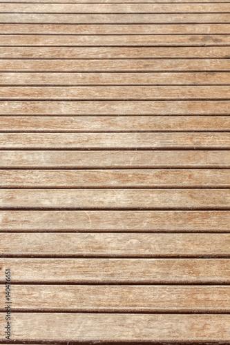 lames de terrasse en bois brut naturel photo libre de droits sur la