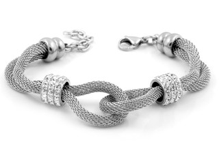 Bracelet for women - Stainless steel 316L