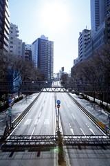 首都高速 新宿出入り口