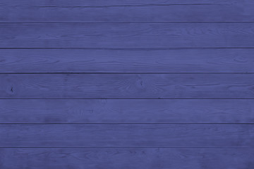 Dark blue wood background, fresh paint