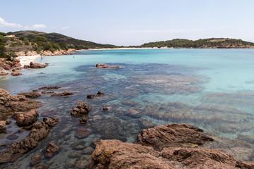 Rondinara beach