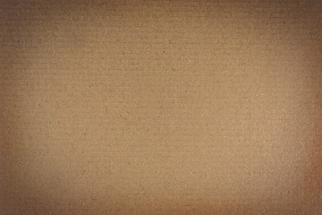 ribbed texture of cardboard.  paper background.