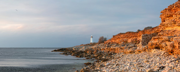 Lighthouse panorama