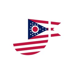 ohio logo vector.