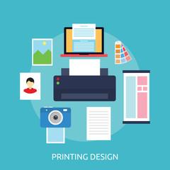 Conceptual Printing Design