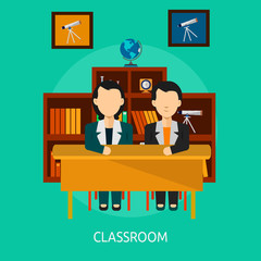 Classroom Conceptual Design