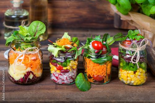 quinoa salat diät
