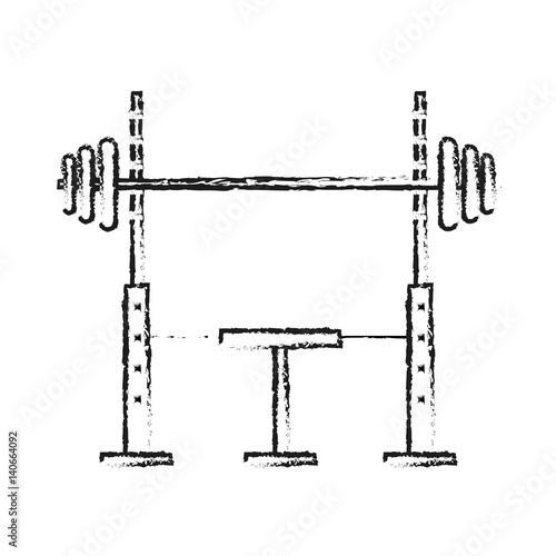 """Free Weights Your Design Lyrics: """"barbell Weights Icon Image Vector Illustration Design"""