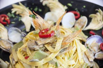 sea, italy, sauce, food, italian, meal