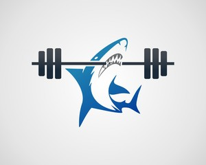 shark sport barbell
