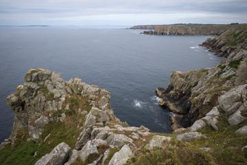 Cap Sizun Steilküste Bretagne