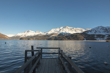 Lake of Sils