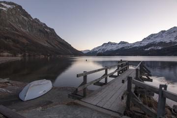 Lake of Sils