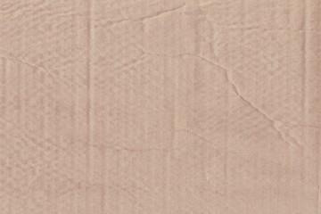 Grunge crumpled cardboard