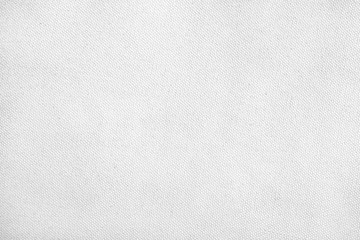 Canvas background / White canvas texture background.