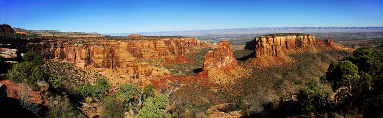 Independence Rock, Colorado National Monument, Colorado