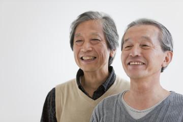 Two Senior Men