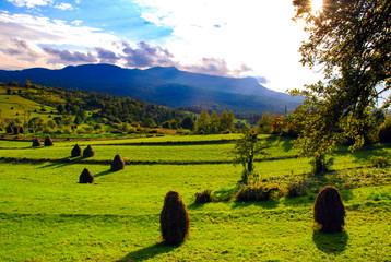 マラムレシュの風景