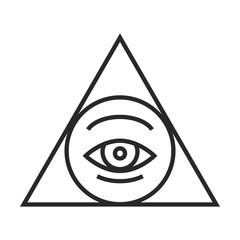 cao dai symbol vector icon