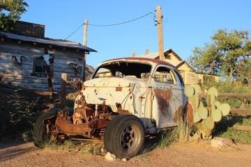 Oldtimer Route 66