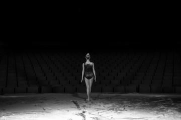 Ballerina end show