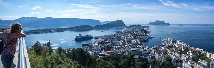 Norwegen - ålesund