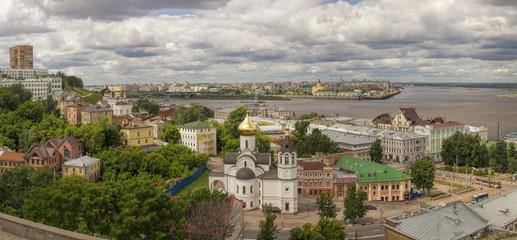 """Panorama of """"Nizhny Novgorod"""""""