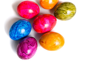colorful easter egg eggs