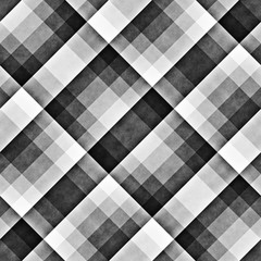 Seamles Gradient Rhombus Grid Pattern. Abstract Geometric Background Design