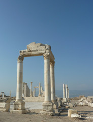 The ancient city of Laodicea