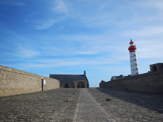 Pointe Saint-Mathieu Frankreich