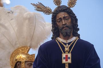 Semana santa de Sevilla, hermandad de Jesús cautivo de San Pablo