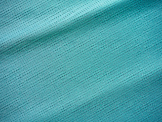 blue sports clothing fabric jersey texture