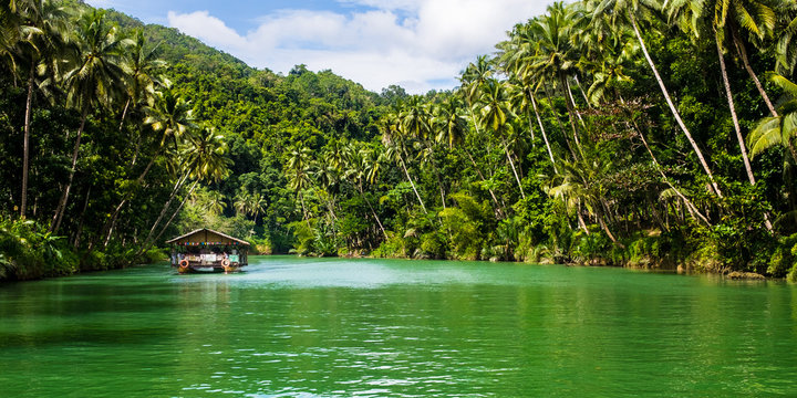 Loboc River Lunch and Dinner Cruise - Bohol, Philippines