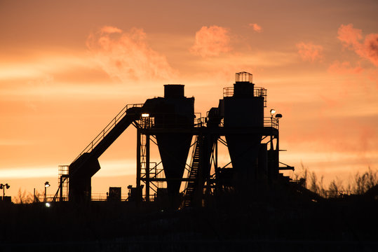 Industrial Silhouette