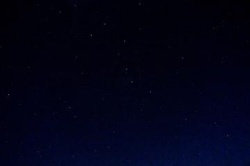 "Simple ""bright"" NightSky with stars and the Ursa Major Constellation. New Providence Island, Nassau, Bahamas."
