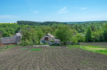 Farmstead rural