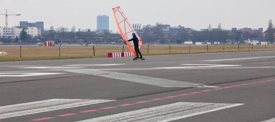 tempelhof airfield berlin germany