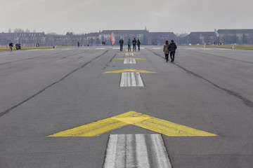 tempelhof airfield berlin germany