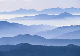 Mts. Akaishi