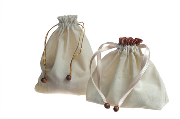 vapor-filled bags