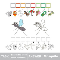 Search the word Mosquito