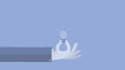 Business idea. Concept business vector