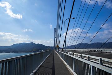 多々羅大橋(しまなみ海道)
