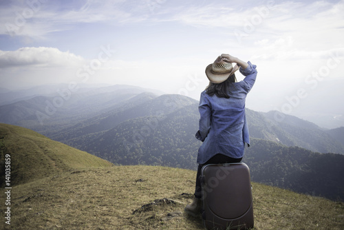 afraid travel alone